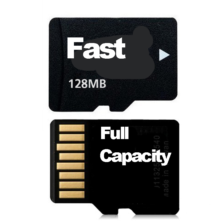 mobile phone micro memory sd card 128gb