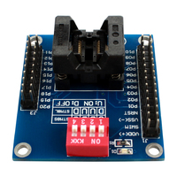 STM8S 8L TSSOP20 Burning Holder Testing Holder Downloader Offline Programmer