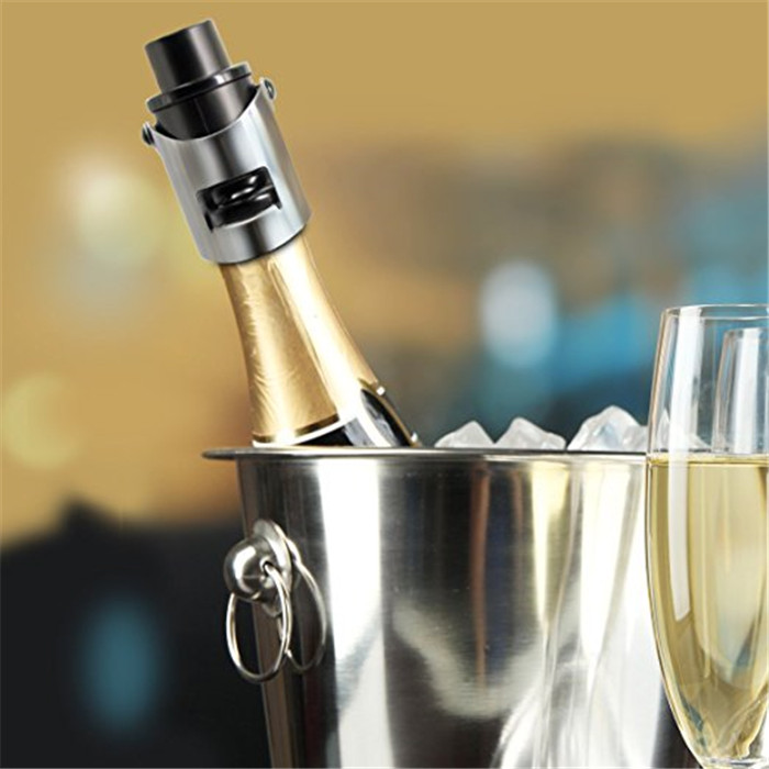 Champagne Stopper Bottle Sealer for Champagne, Cava, Prosecco & Sparkling Wine