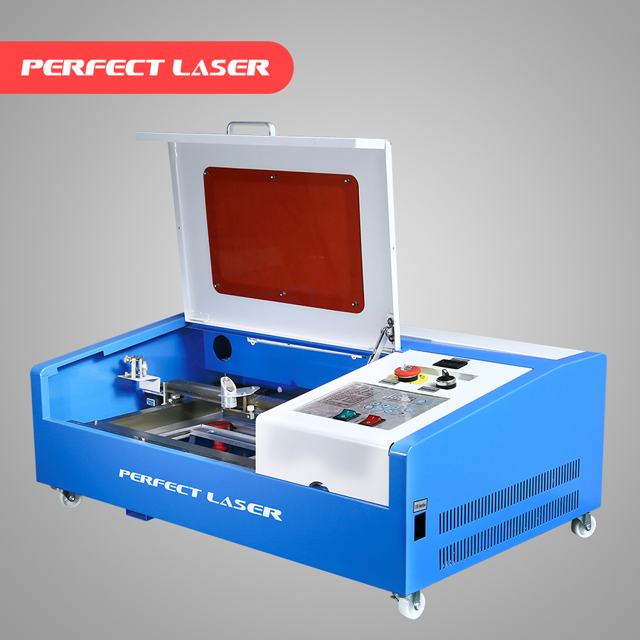 High Quality Laser Stamp Engraver 40W Seal Making Machine