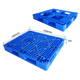 Hot sale cheap euro 1200x1000mm standard size plastic pallet prices
