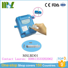 Medical Use Needle Syringe Destroyer/ Needle Burner Good Price MSLBD01
