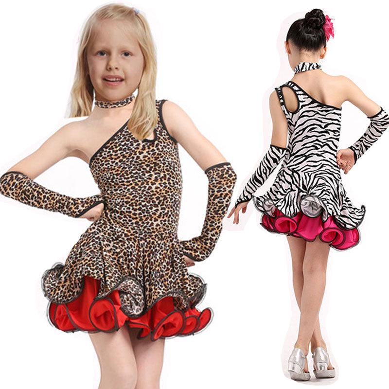 0d2980b8d500 Buy Latin Girls Dance Dress For Girls Dancewear Ballroom Dancing ...