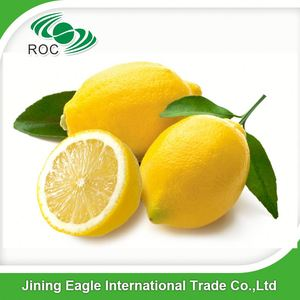 Wholesale preserve fresh organic lemon for sale