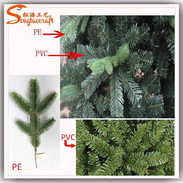 Large Led Artificial Giant Christmas Tree Stand Fiber Optic  - Large Christmas Tree Stands For Sale