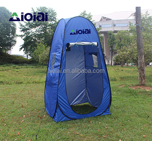 AIOIAI shower tent portable pop up outdoor toilet tent wash changing bath room