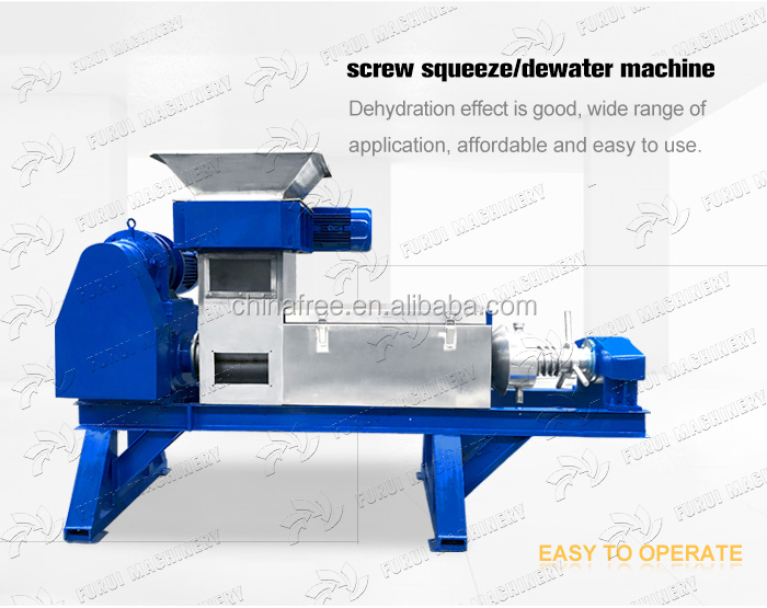 Ticari gıda atık öğütücü/makine için gıda atık geri dönüşüm/gıda atık elden makinesi
