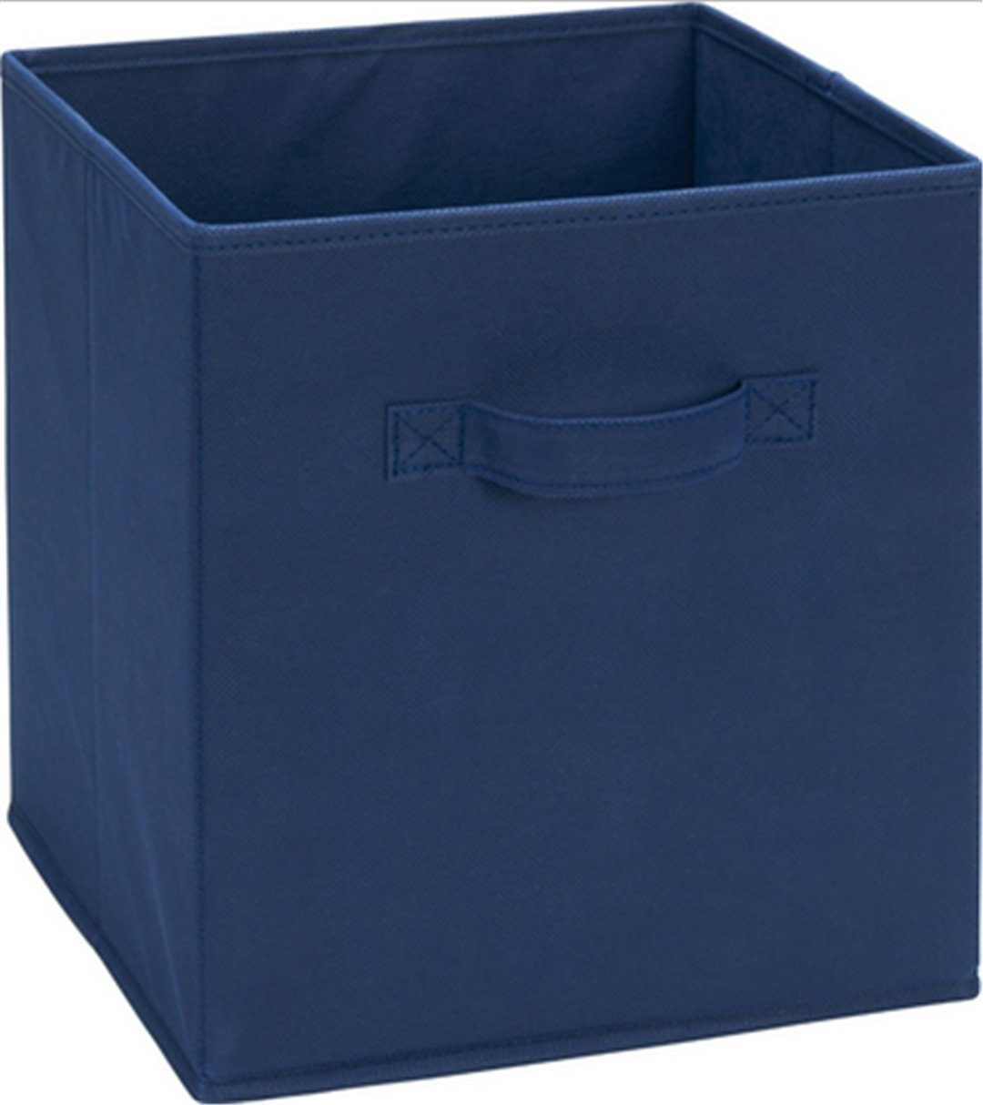 Mytop Foldable Cloth Storage Cube Basket Bins Organizer Containers Drawers