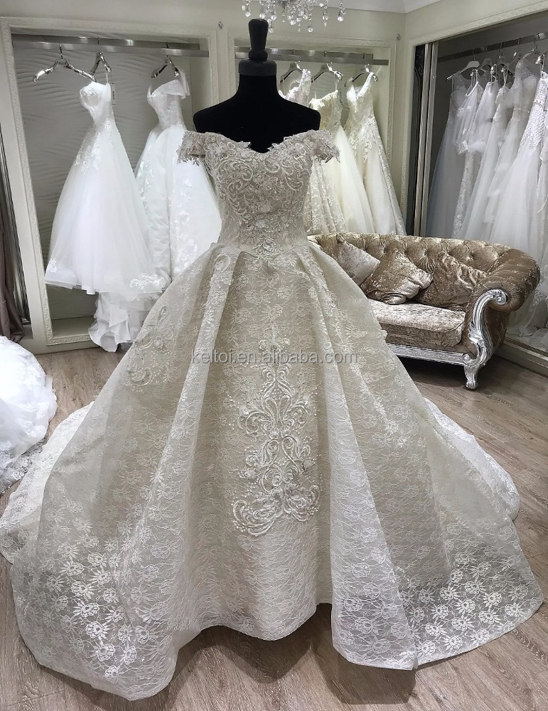 2018 Ball Gown Princess Indian Wedding Dresses Alibaba Wholesale ...
