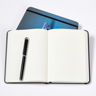 Promotional Office Gift A5 size Hardcover Custom Notebook Printing