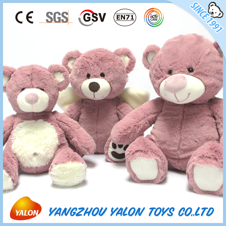 Delicate fine Stuffed animals to buy plush toy panda