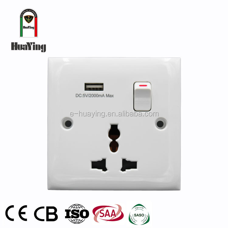 Usb Electrical Switch Socket, Usb Electrical Switch Socket Suppliers ...