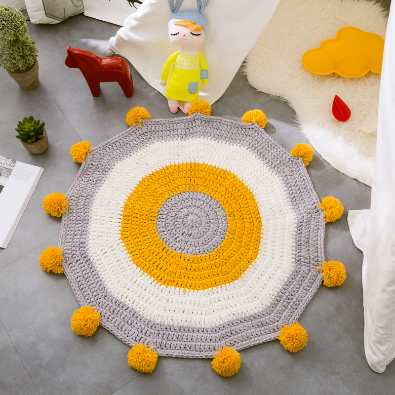 100% Acrylic handmade kids 3d carpet and rug 3d design rugs and carpets