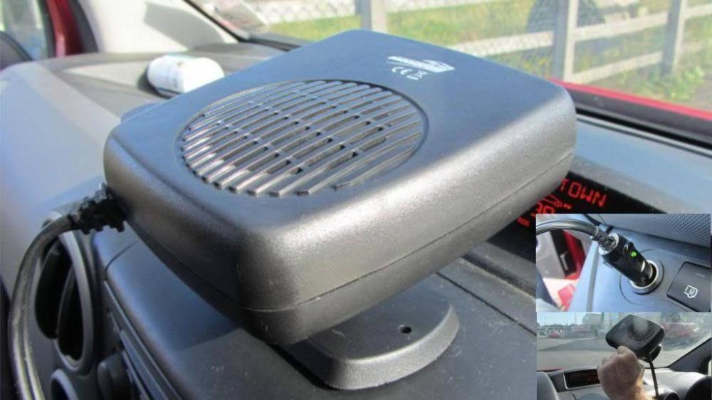 12 В автомобильный нагреватель фен влагоуловитель и стекол вентилятор охлаждения складные ручки ван
