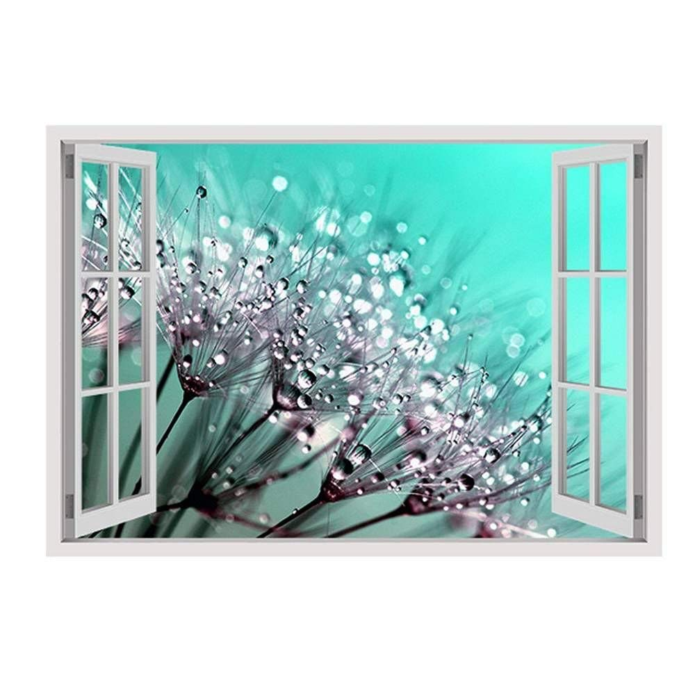"""Dandelion Seeds by Fake 3D Window 