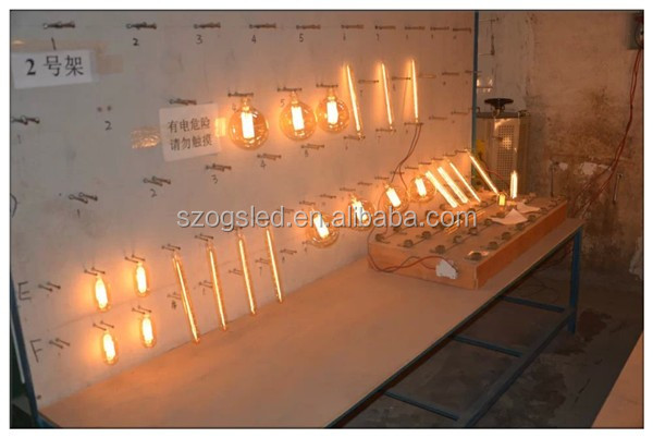 China Suppliers Residential Lighting Diamond Edison Led Bulb Raw ...