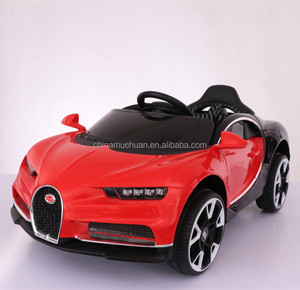 Chinese New Electric Music Four Wheel RC Kids Cars