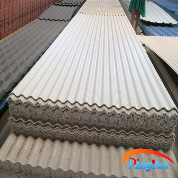 Plastic Synthetic Roof Tiles Synthetic Spanish Roof Tile