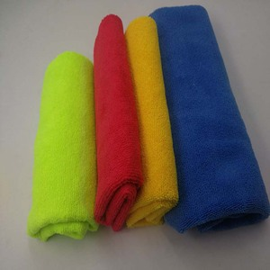 Best selling microfiber cleaning cloth pack of 50