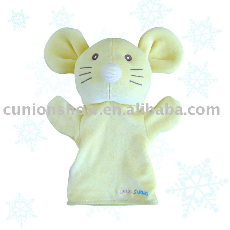 stuffed toys, glove puppets, organt puppets toys