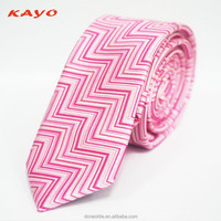 Kayo pink magic twist tie
