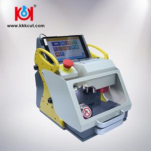 Locksmith tools tubular lock pick defu key cutting machine Sec-e9 key  cutting machine manufacturers