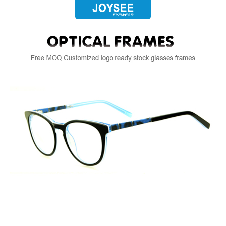 Wholesale Glasses Trendy Plastic Optical Frames Eyeglasses - Buy ...
