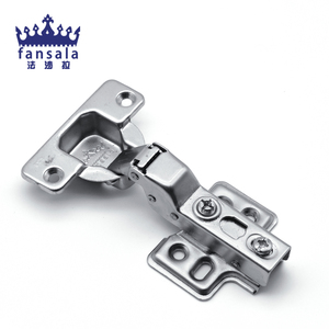 Furniture fittings buffer damping smooth soft-close spring hinge