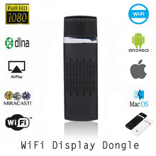Miracast DLNA WIDI airplay Wifi Display Dongle Wireless Share Push Receiver Adapter For ios Android Phone tablet PC