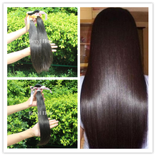 100% Natural vigin remy Cambodian wholesale straight hair