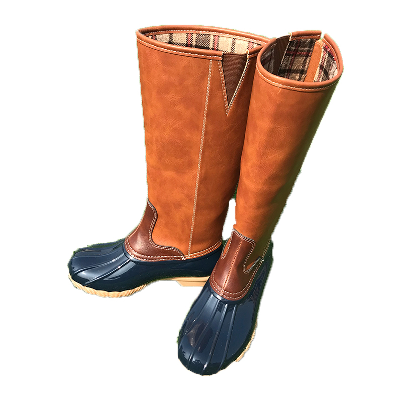 ceff7f17b64b4 Wholesale New Designed Tall Monogram Duck Boots - Buy Monogram Duck  Boots,Tall Monogram Duck Boots,New Designed Tall Monogram Duck Boots  Product on ...