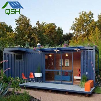 Mobile Flatpack Caravan Luxury Living Military Container