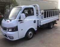 Mounted rear lift tail plate Dongfeng 2 tons - 3 tons box pickup retail sale truck
