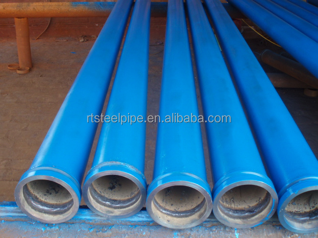 General structural seamless steel pipe/ concrete casting/carbon steel tubes