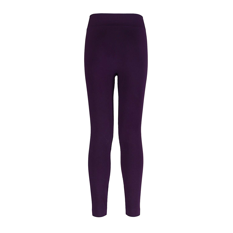a5e436239d143 Get Quotations · Merkki Super Opaque Control Top Seamless Leggings (Black,  Navy Blue, Purple, Brown
