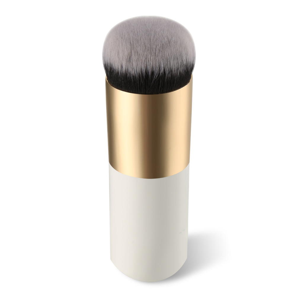 New Fashtion Large Round Head Buffer Foundation Powder Makeup BB Cream Makeup Brushes