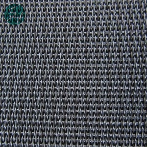 100% Polyester Anti-Static Filter Fabric for Paper Industry Filtration