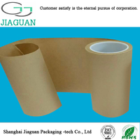 Cheap price economical durable brown kraft paper roll