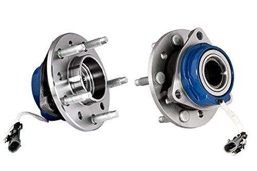 Callahan C513137X2 [2] Pair FRONT Premium Grade [ 5 Lug ABS ] Wheel Hub Bearing Assemblies [ 513137 ]