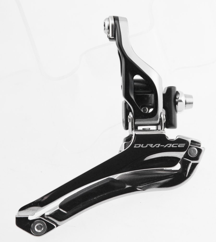 SHIMANO Dura-Ace FD-9000 Front Derailleur Double 2 x 11 Speed Braze On NEW