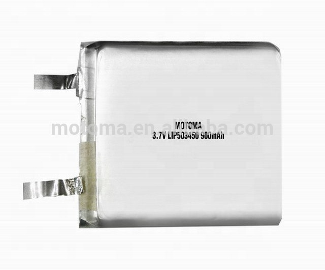 li ion polymer battery pack 7.4v 900mah battery lithium battery for breast pump