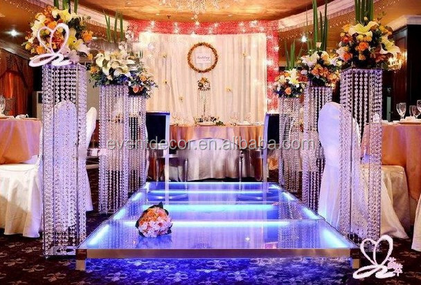 high quality crystal wedding aisle decor centerpieces for weddings big event decoration buy. Black Bedroom Furniture Sets. Home Design Ideas