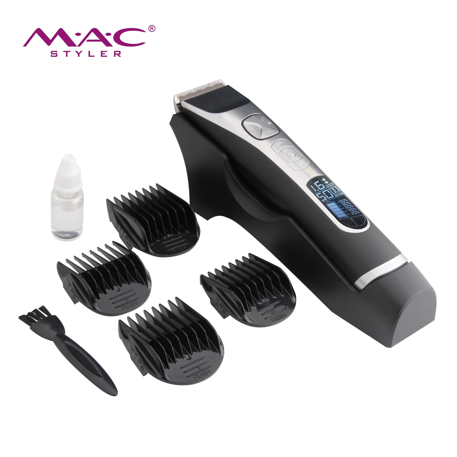 China Fast Charge Hot saling Cordless Professional Salon Hair Clipper Men Kid Baber Best Trimmer Hair Clipper Sharpening Machine