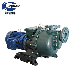 High efficiency self-priming chemical pump excellent powered water pumps PVDF high efficiency centrifugal electric water pumps