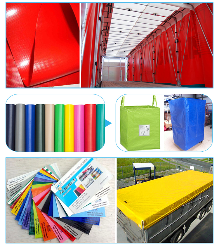Multipurpose PVC laminated plastic tarpaulin sheet roll for outdoor covering