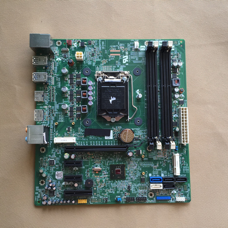 For Dell Xps 8700 Dz87m01 Motherboard Mainboard Kwvt8 100% Tested ...