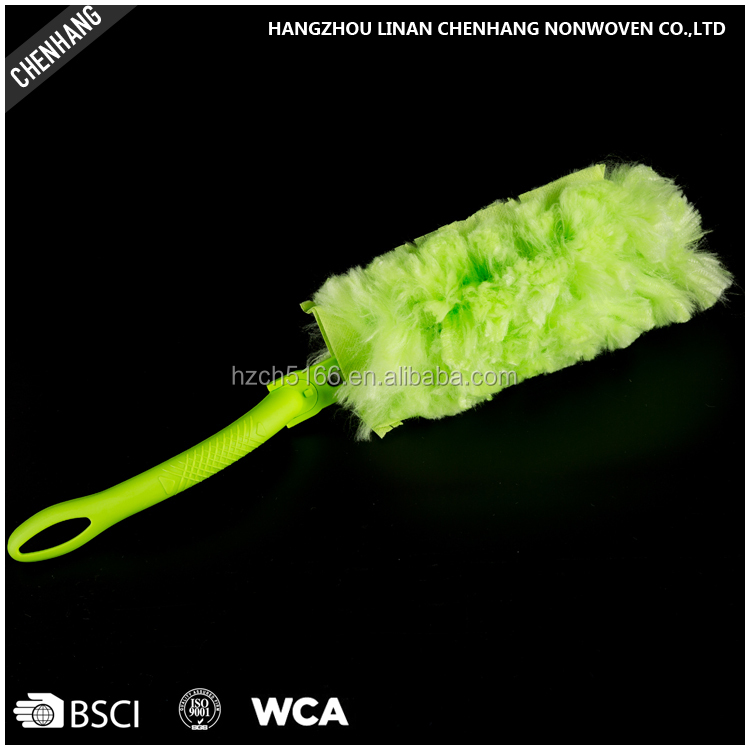 PP Handle Non-Woven Multi-purpose Mini Cleaning Duster With Handle