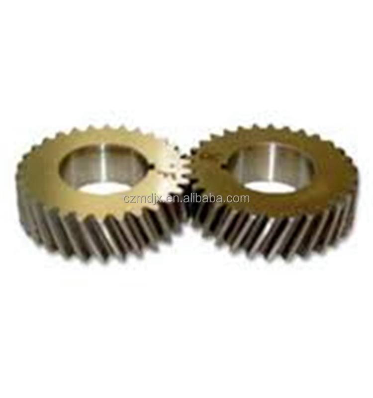 Matin Standard Spur Gear / Helical Gear Wheel / Brass ring gear