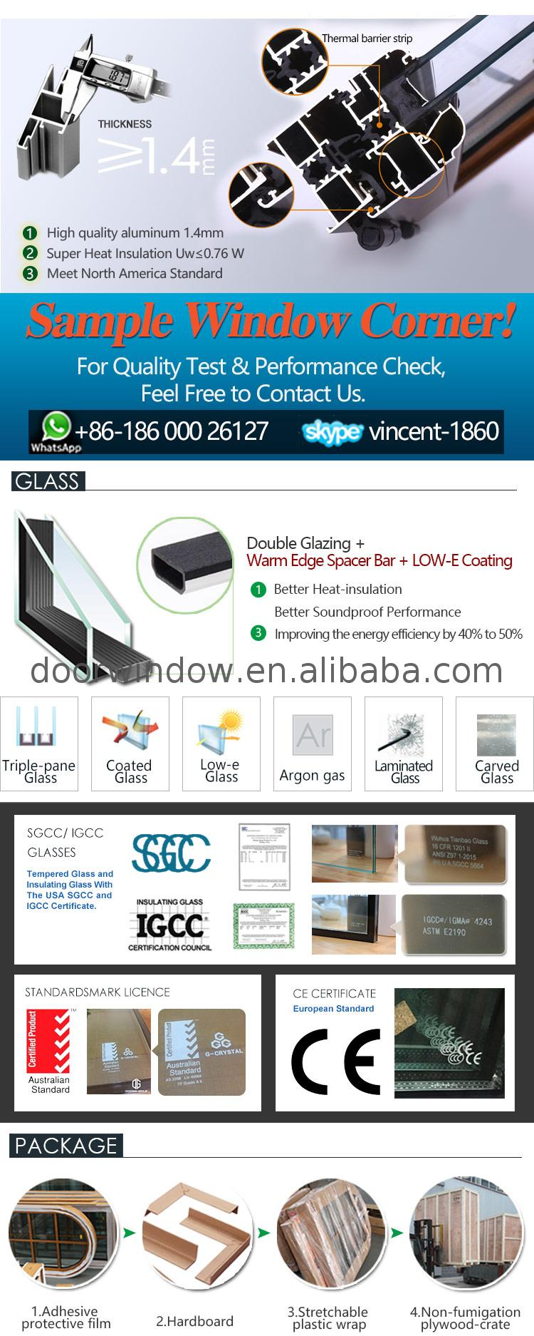 Economical awning windows economic window easy cleaning aluminum