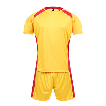 ccaa33d0b 2018 Factory direct sale football training soccer uniforms wholesale no  logo soccer jersey